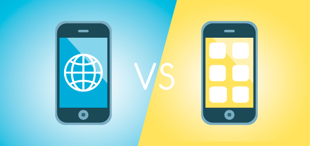 What are the advantages of app over website?