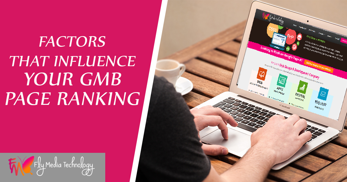 Factors That Influence your GMB Page Ranking
