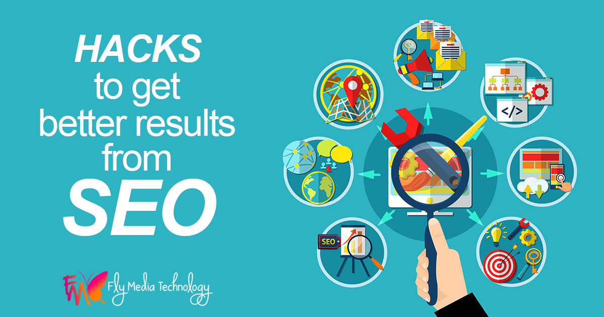 Hacks to get better results from SEO