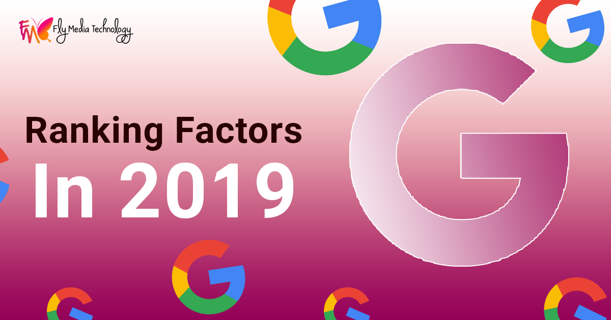 Ranking Factors In 2019