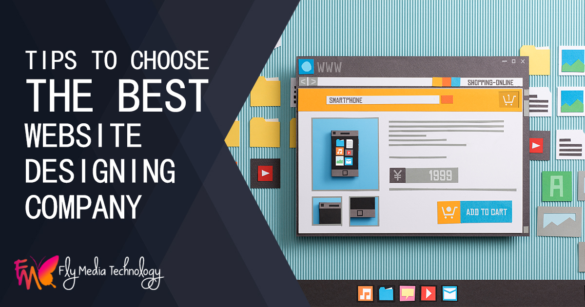 Tips to Choose the best website designing company