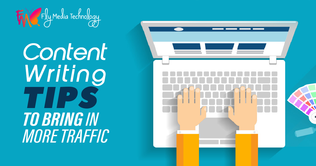 Content Writing Tips to Bring in More Traffic