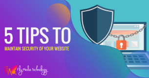 5 Tips To Maintain Security of Your Website