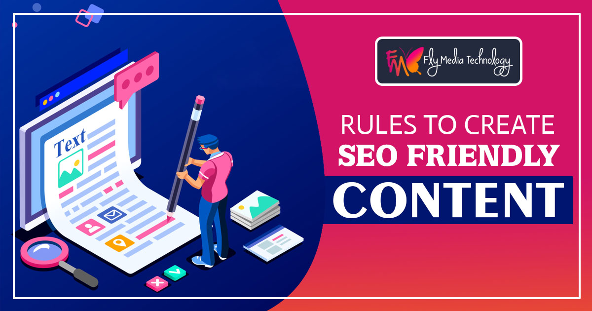 Rules to create SEO Friendly content