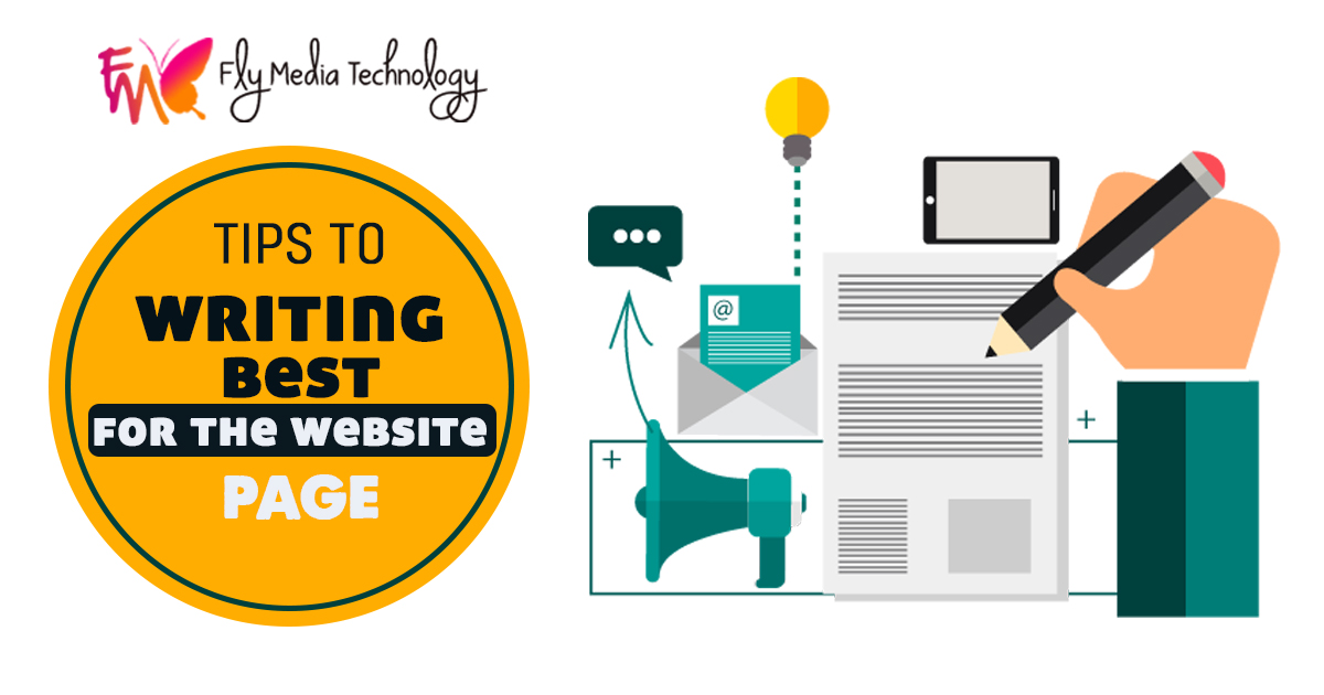 Tips To writing best for the website page