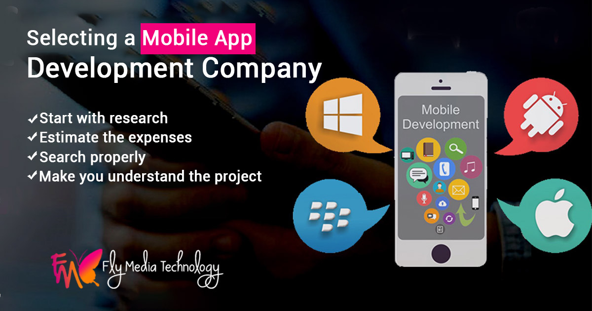 Tips To Select The Best Mobile App Development Company