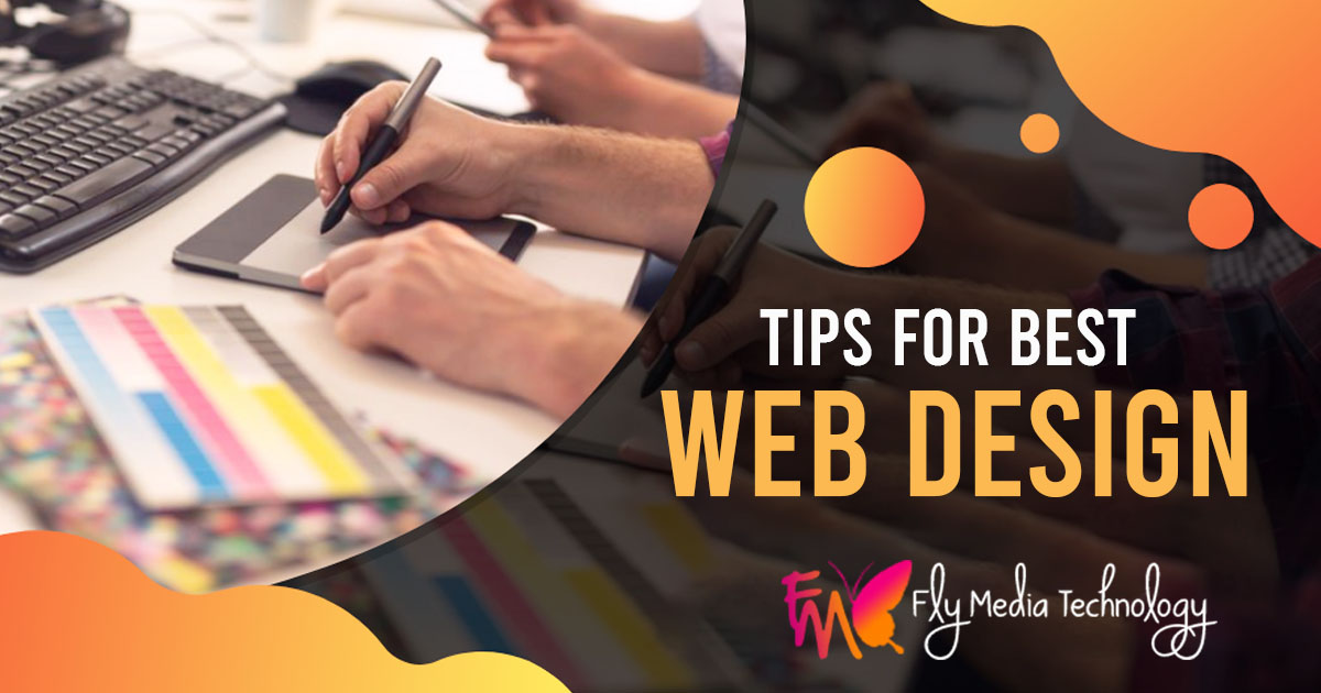 Tips for best web design