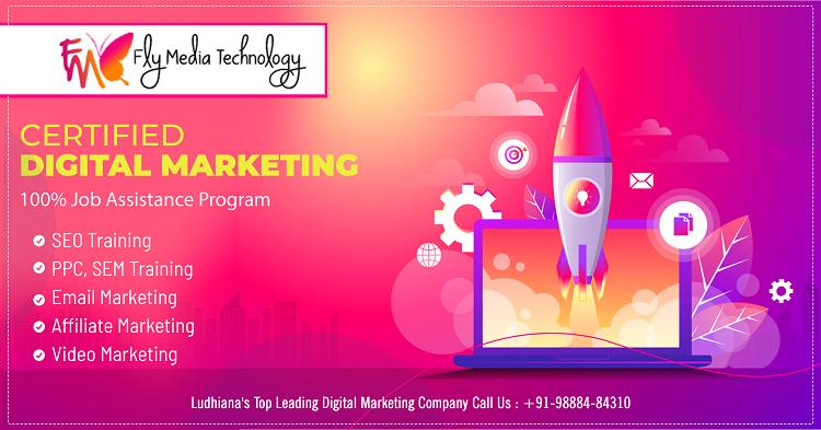 Digital Marketing internship programs