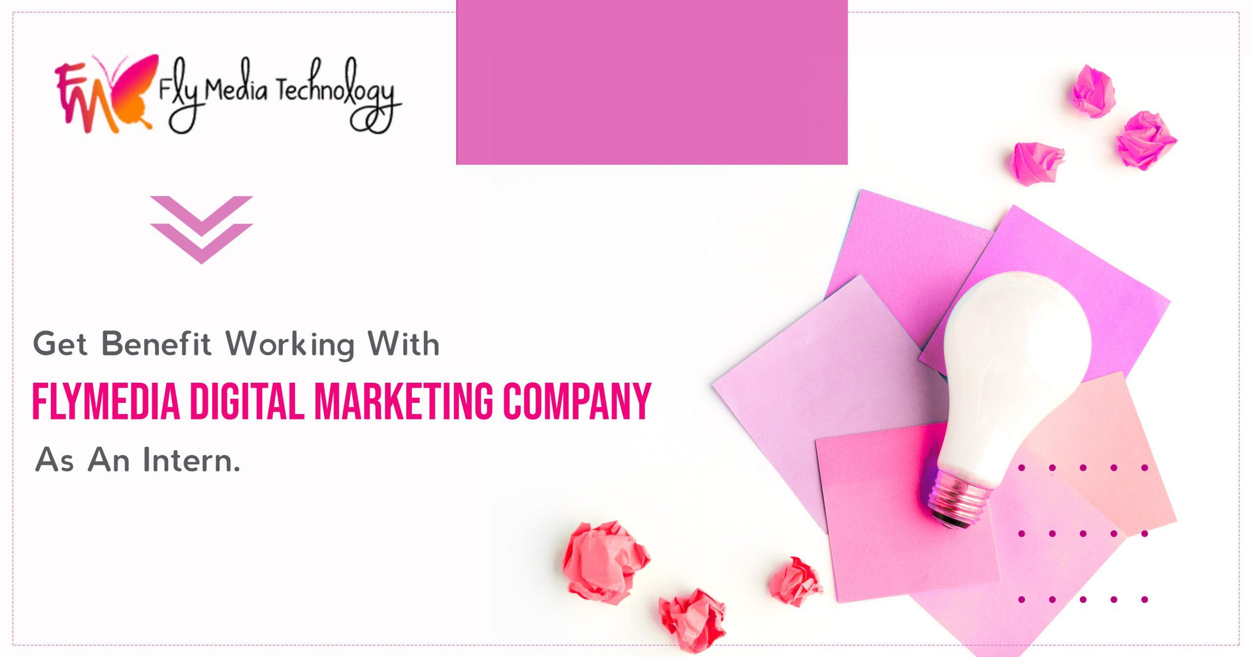 Flymedia digital marketing company internship