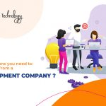 professionals from a web development company