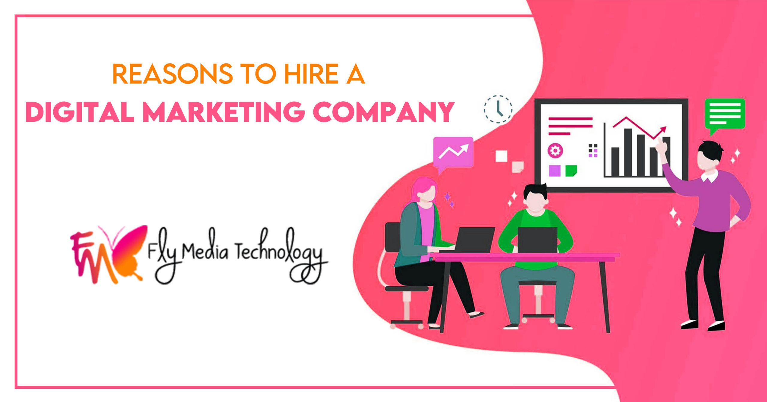Reasons to hire a digital marketing company