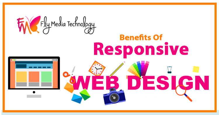 What are the topmost benefits of having a responsive website design