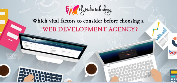 Which vital factors to consider before choosing a web development agency?