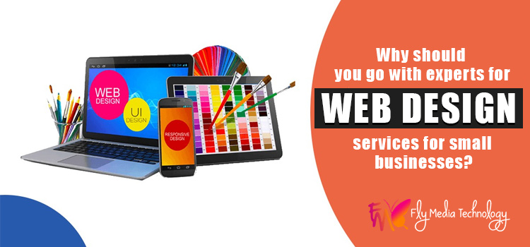 Why should you go with experts for web design services for small businesses?