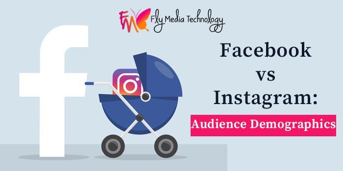 Facebook vs Instagram audience demographics