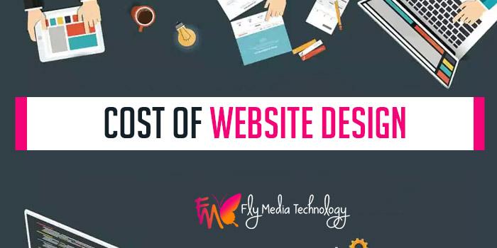 Cost of Website Design