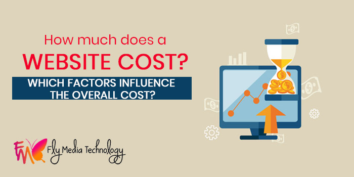 How much does a website cost Which factors influence the overall cost