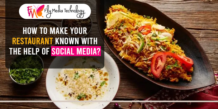 How to make your restaurant known with the help of social media