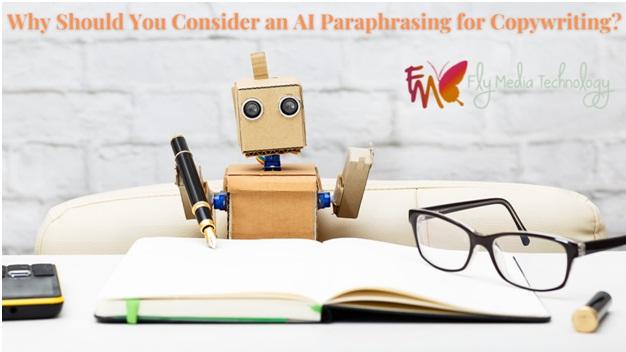 Paraphrasing Tool for Copywriting