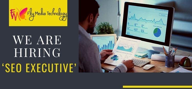 We are Hiring SEO executive'